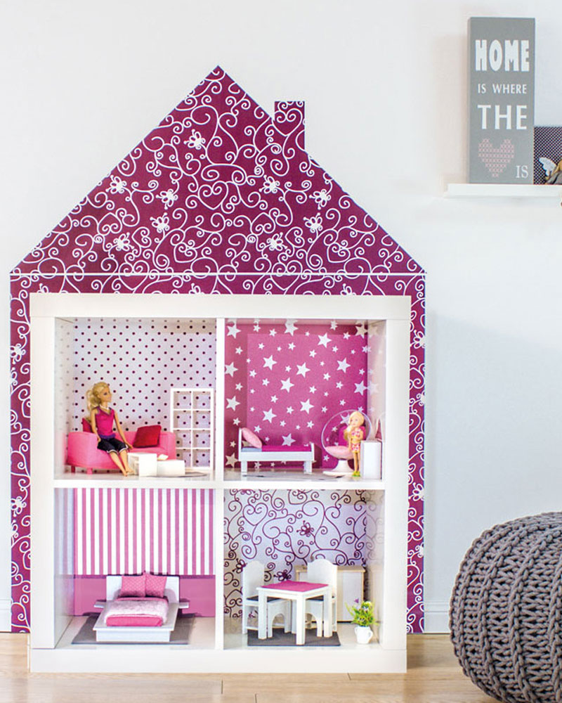 barbie m bel selber bauen 70iger jahre sessel puppenhaus. Black Bedroom Furniture Sets. Home Design Ideas