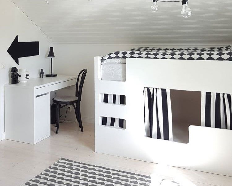 ikea hack hochbett. Black Bedroom Furniture Sets. Home Design Ideas