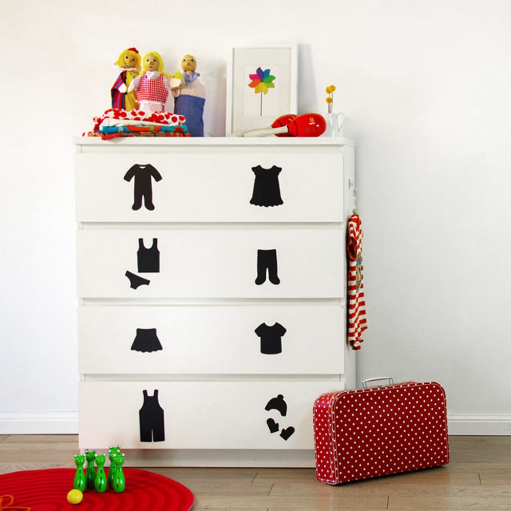 ikea kinderk che aufpeppen ordnung schaffen im. Black Bedroom Furniture Sets. Home Design Ideas