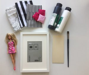 puppenbett ikea hack ein barbie traum limmaland blog. Black Bedroom Furniture Sets. Home Design Ideas
