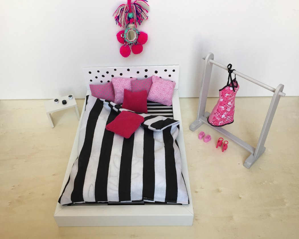 puppenbett ikea hack ribba bilderrahmen 2 limmaland blog. Black Bedroom Furniture Sets. Home Design Ideas
