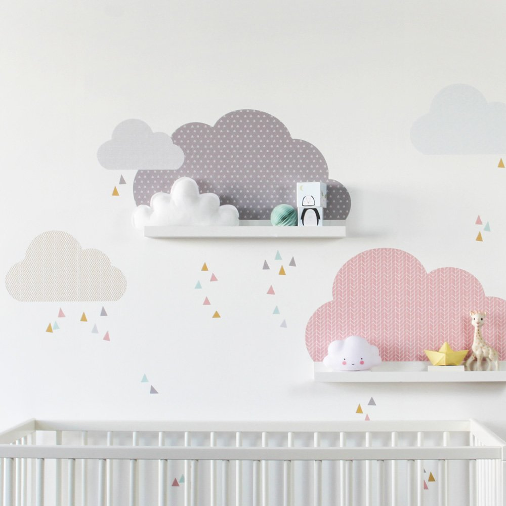 auf wolke 7 die sch nsten ideen f r ein wolken kinderzimmer limmaland blog. Black Bedroom Furniture Sets. Home Design Ideas