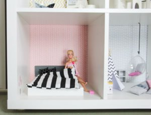 kallax ideen f r das kinderzimmer puppenhaus ikea hack 5 limmaland blog. Black Bedroom Furniture Sets. Home Design Ideas