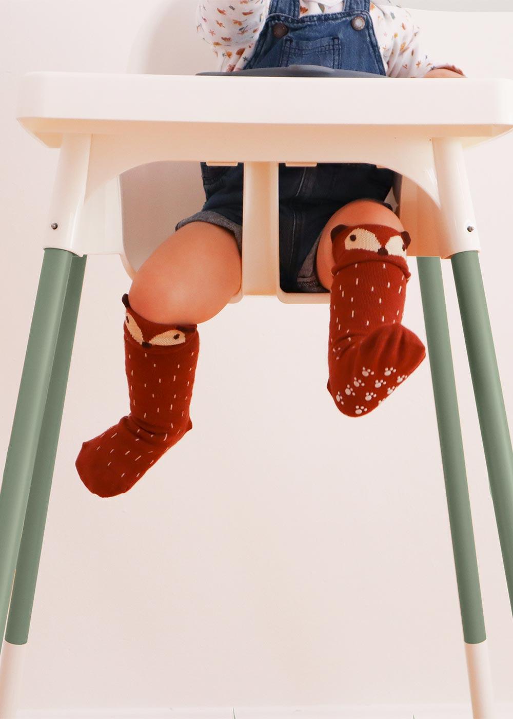 Ikea Antilop Hochstuhl Snygga Fot Eukalyptus Beine