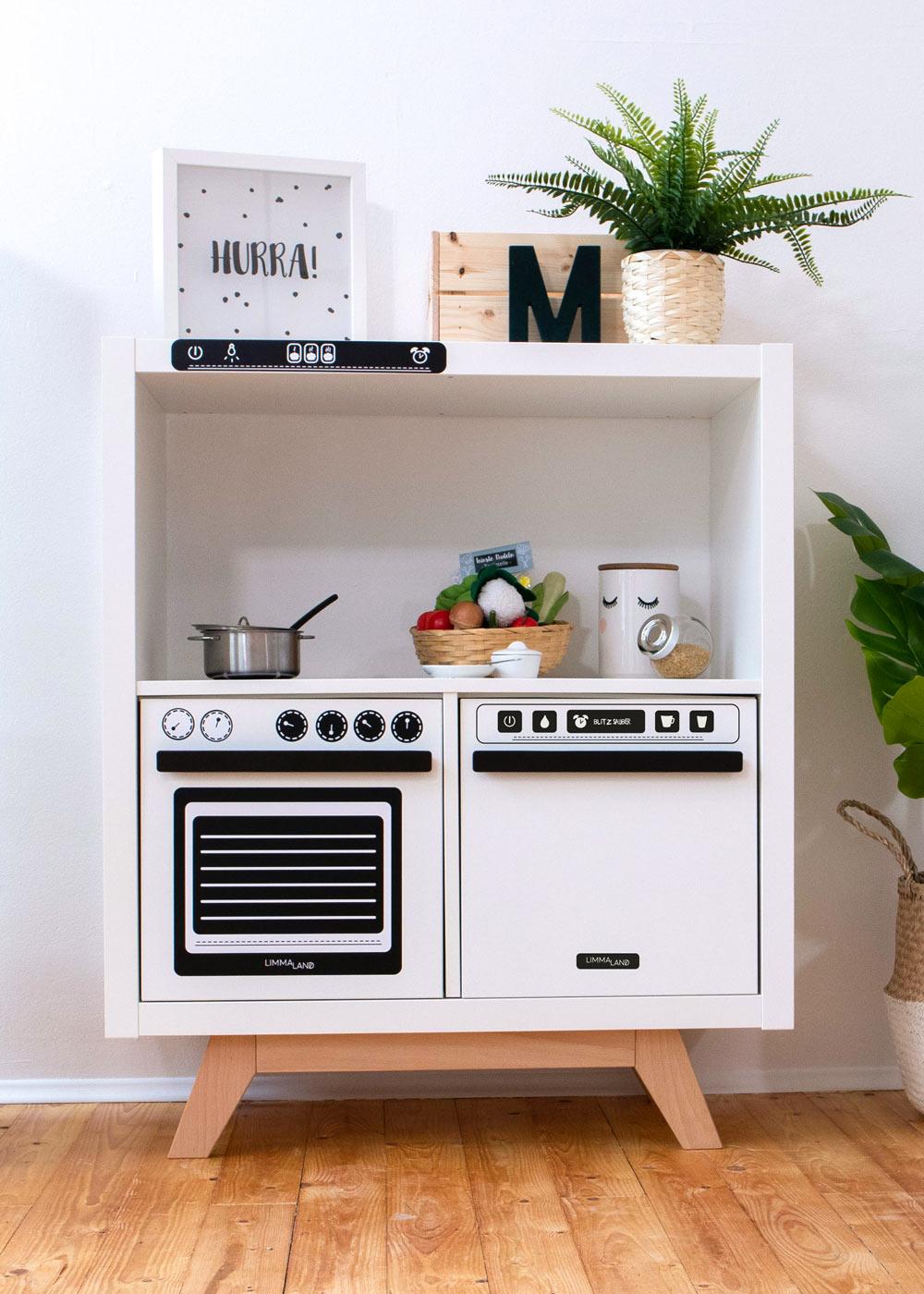 Kinderküche DIY Kökbastla