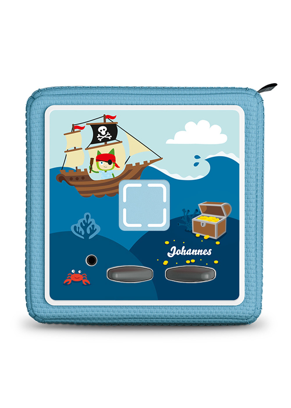 dekofolie toniebox weltmeere personalisiert kindername 1