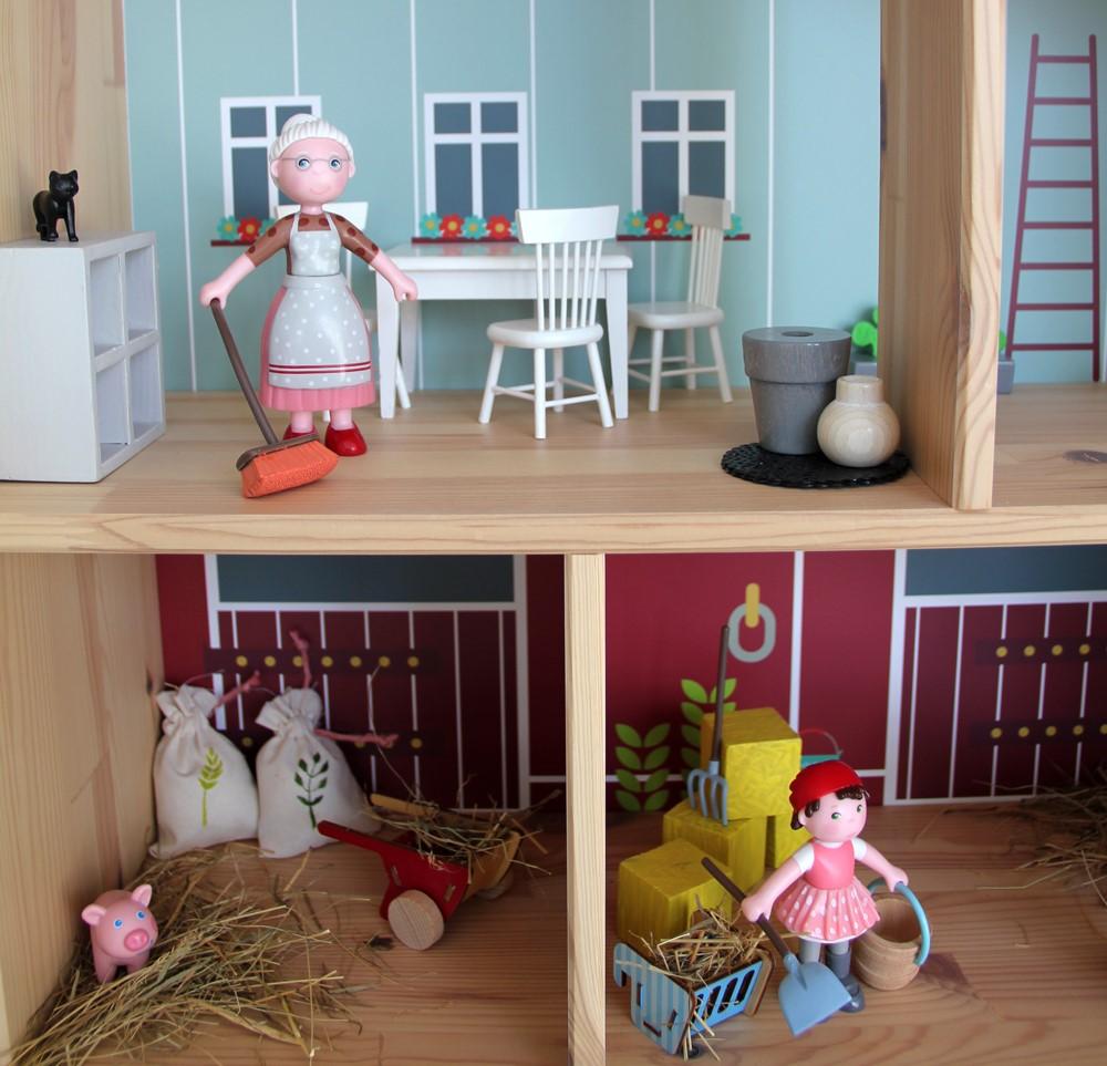 Haba Figuren für das Puppenhaus