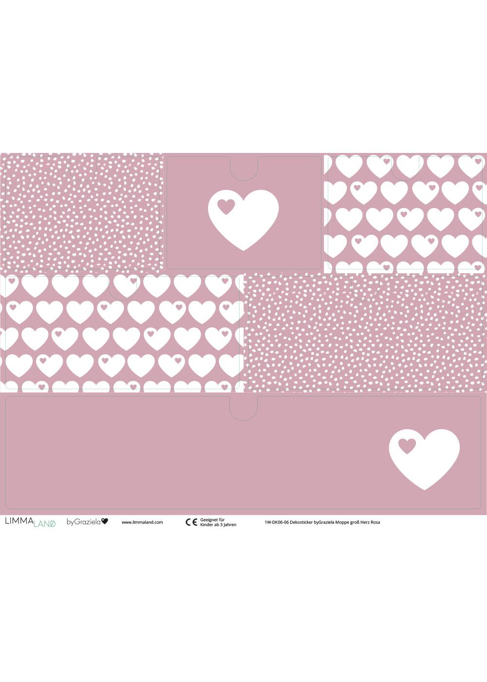Klebefolie Ikea Moppe Kommode ByGraziela Druckvorlage