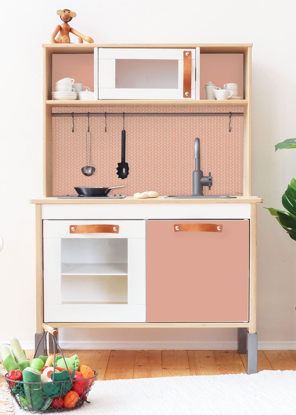 Ikea Duktig Kinderküche Rosig Rosa