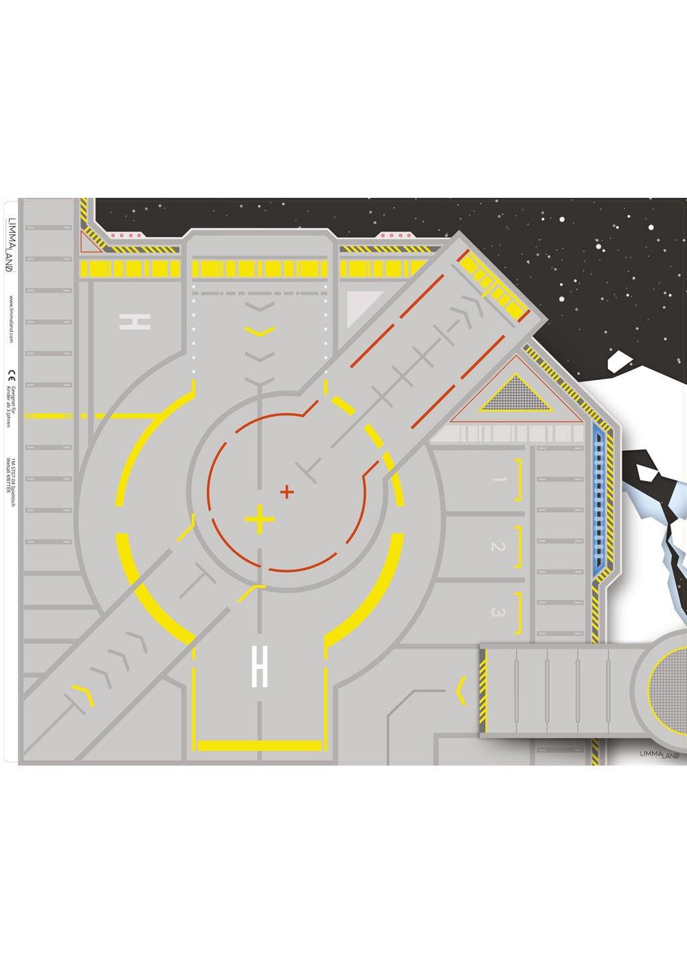 Ikea Kritter Kindertisch Weltraum Druckvorlage