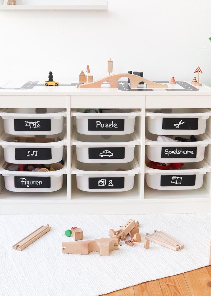 Ikea Trofast Kreidereich Tafelfolie