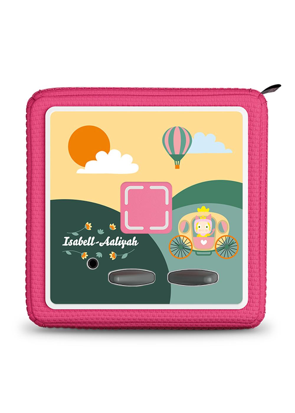 dekofolie toniebox zauberfahrt personalisiert kindername 1