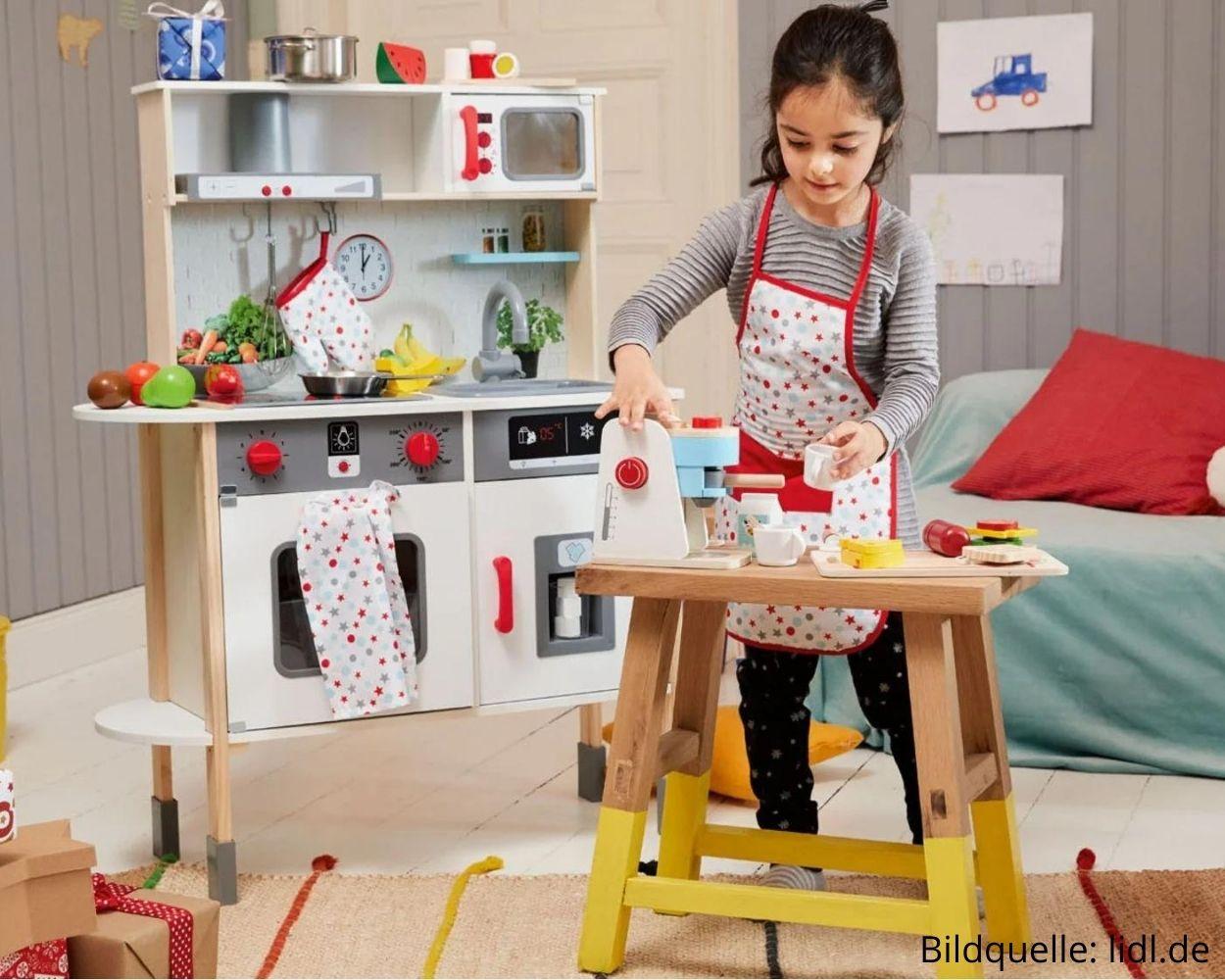 Vergleich Kinderküche