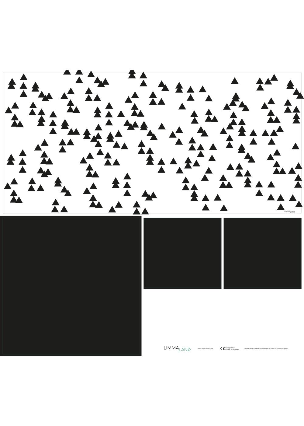 Ikea Duktig Kinderküche Trianglig Schwarz  Druckvorlage