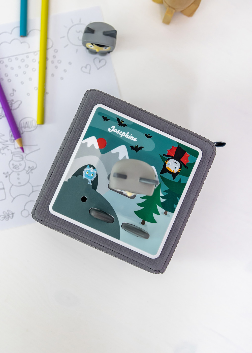 dekofolie toniebox magischer berg personalisiert kindername 3