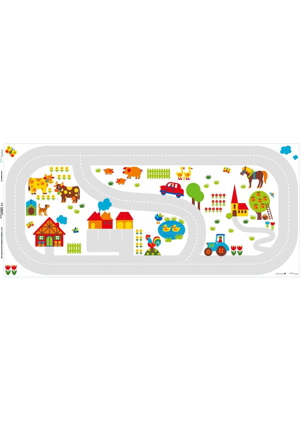 Ikea Trofast Regal ByGraziela Bauernhof Druckvorlage