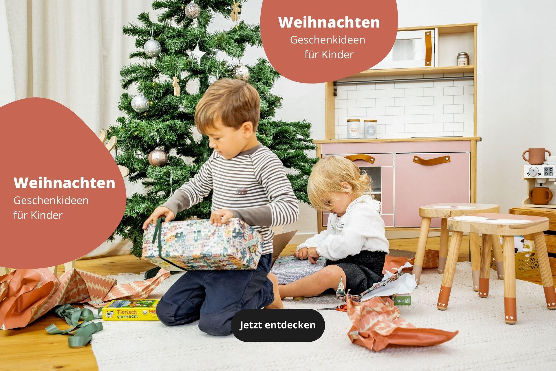 Weihnachten Geschenkideen für Kinder
