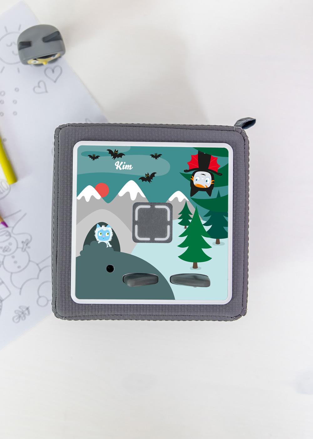 dekofolie toniebox magischer berg personalisiert kindername 2
