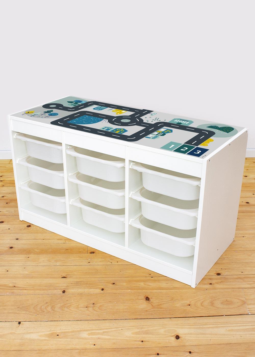 Ikea Trofast Regal Smastraat