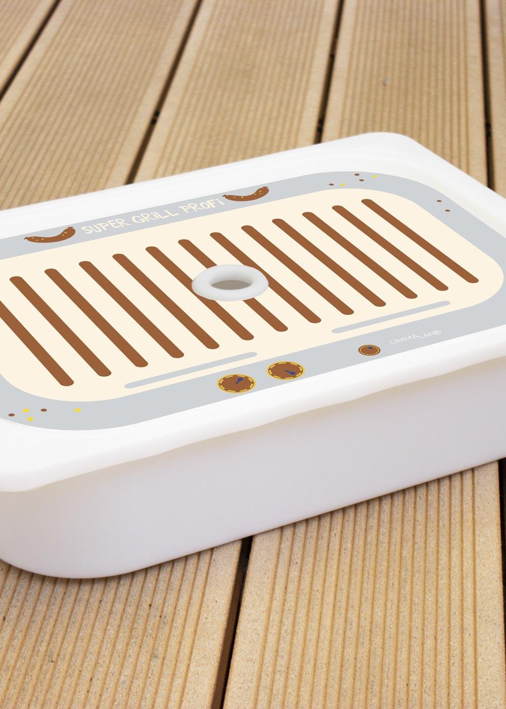 Ikea Trofast Box Kindergrill Sand Gesamtansicht