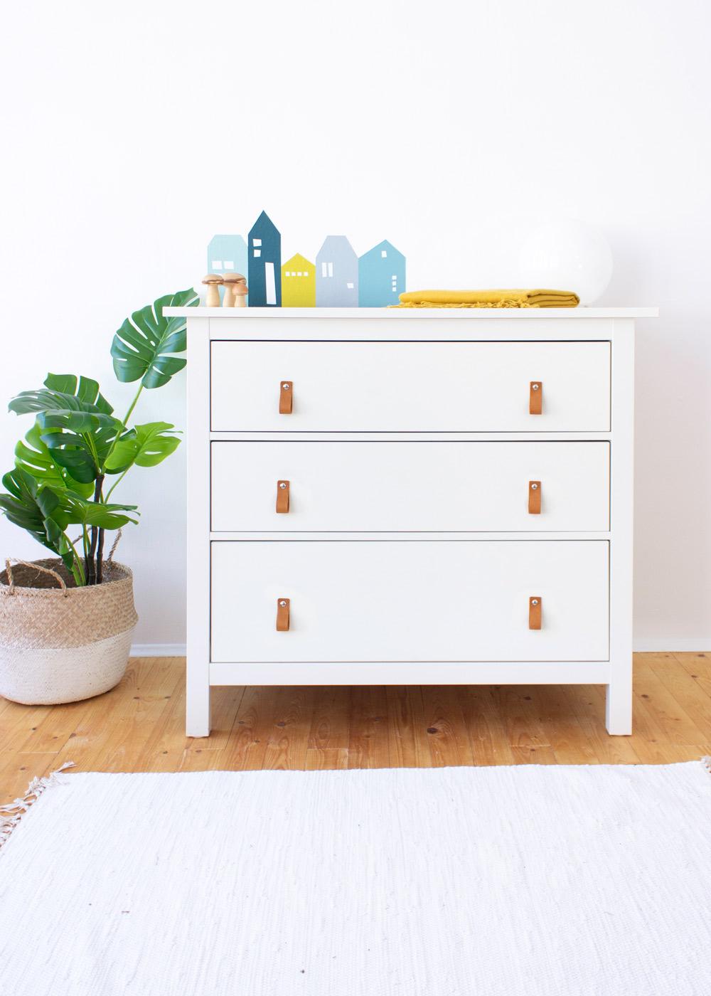 Ledergriffe IKEA Möbel