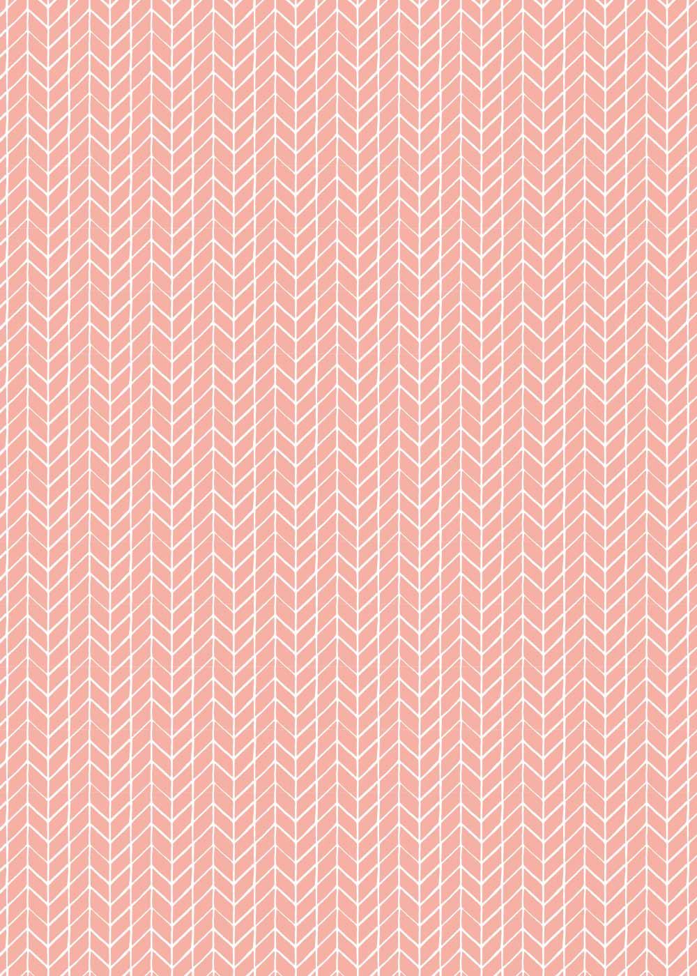 Möbelfolie Meterware Skandig rosa