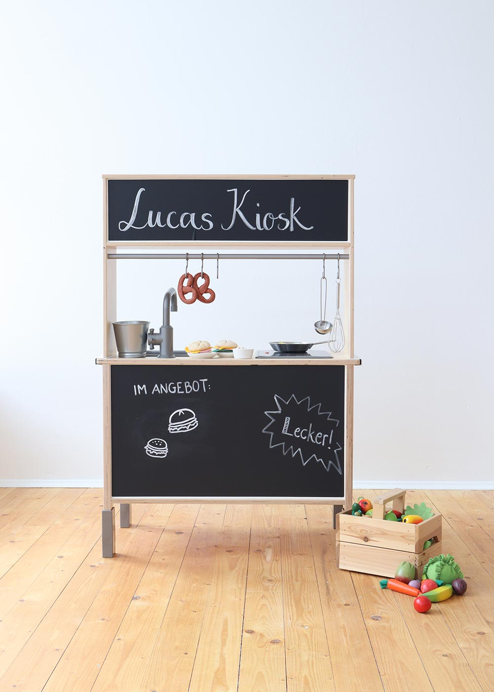 Ikea Duktig Kinderküche Tafelfolie Kreidig