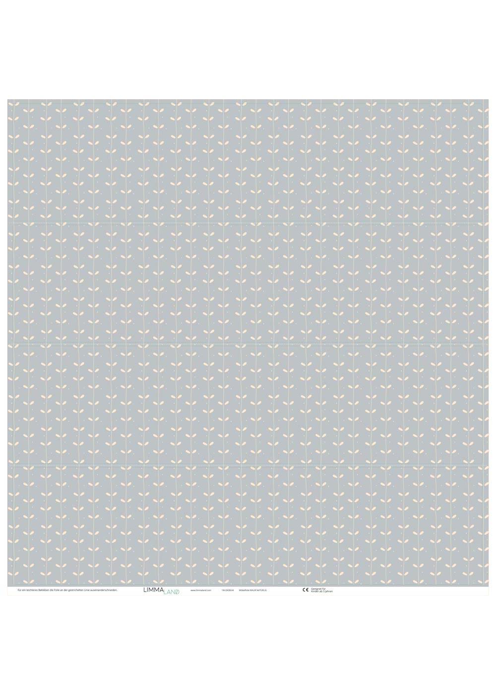 Ikea Malm Kommode Ährig Eisblau Druckvorlage