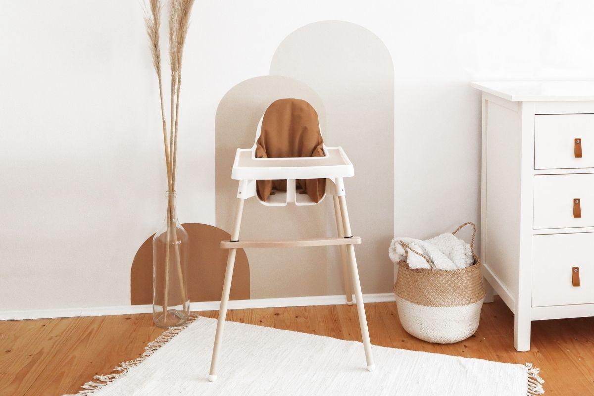 Ikea Hochstuhl Zubehör dekoriert