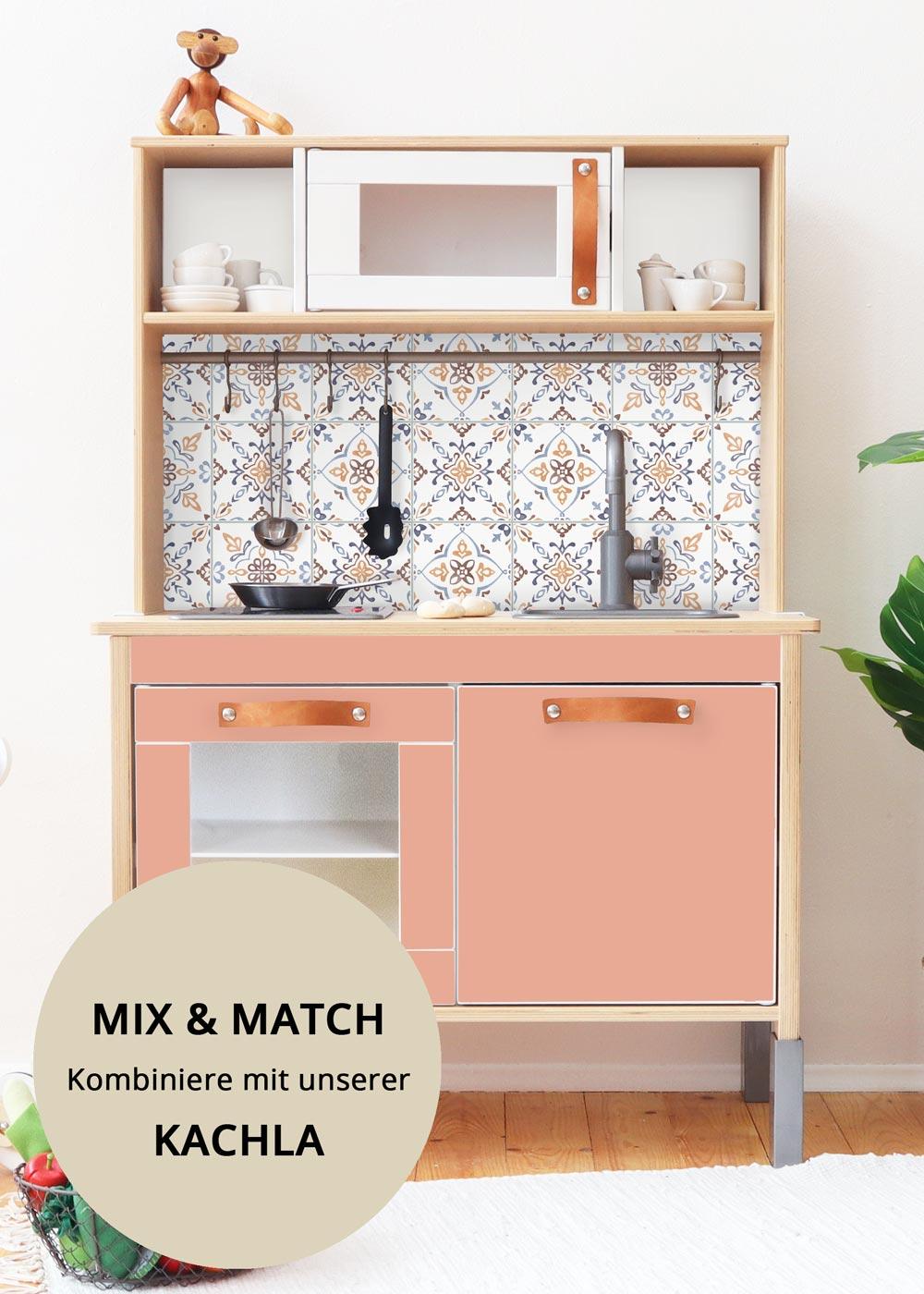 Ikea Duktig Kinderküche Frontli Rosa Druckvorlage
