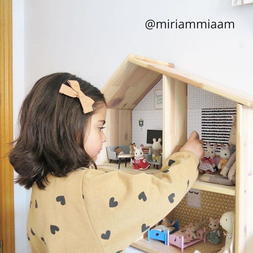 Kinderzimmer Ideen Puppenhaus