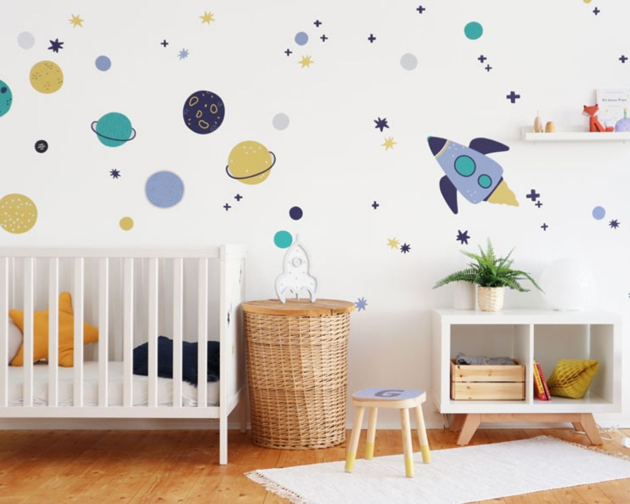 Wandgestaltung Kinderzimmer Ikea Hacks