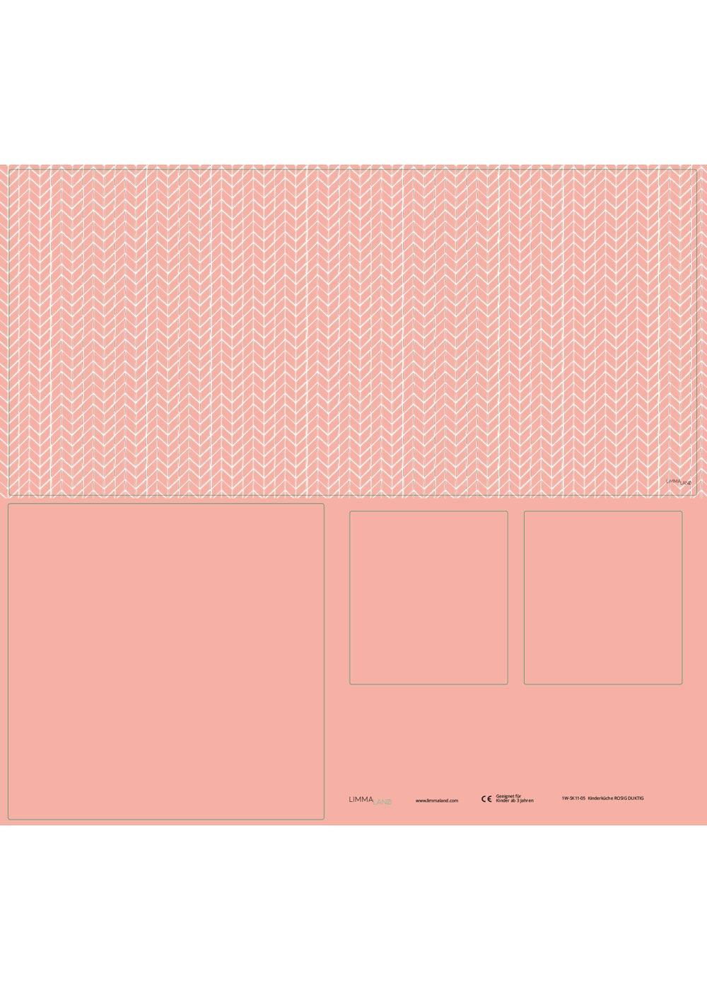 Ikea Duktig Kinderküche Rosig Rosa  Druckvorlage