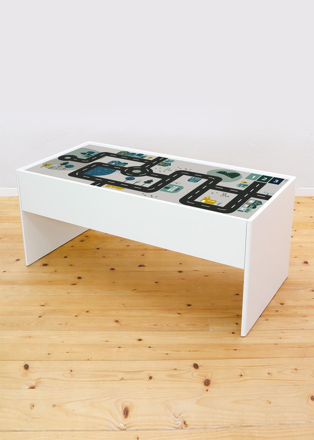 Ikea Dundra Spieltisch Smastraat Komplettansicht