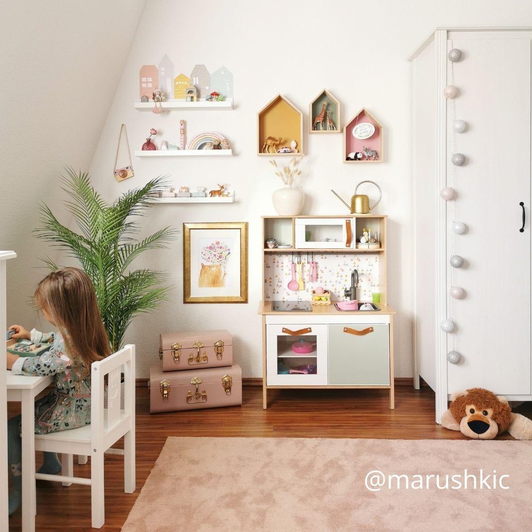 Kundenbild Kinderküche dekoriert