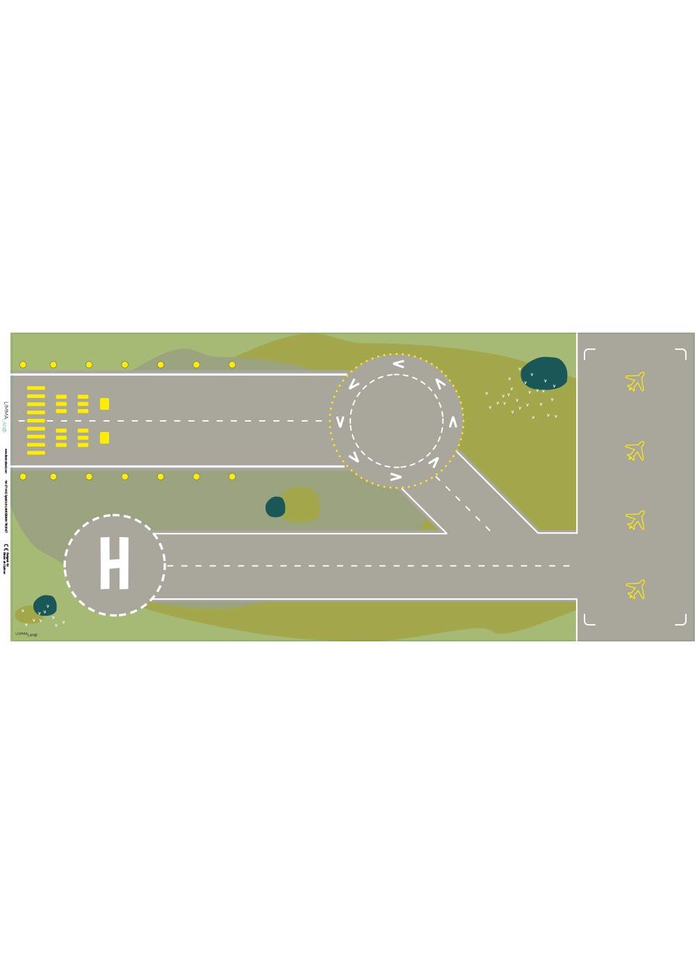 Ikea Trofast Regal Landebahn Druckvorlage