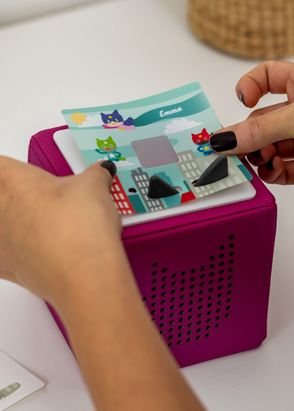 dekofolie toniebox heldenstadt personalisiert kindername 4