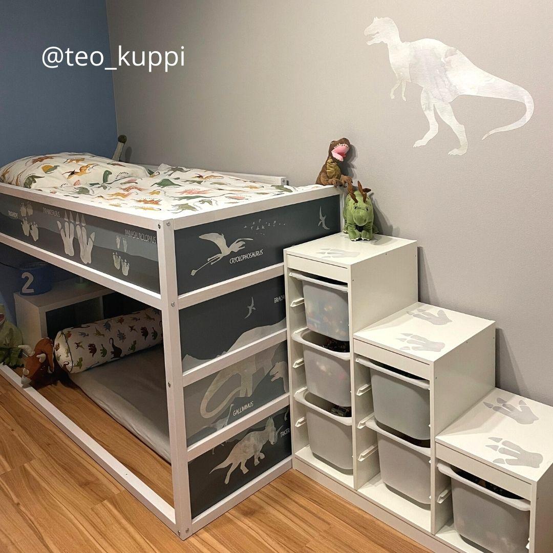 Kinderzimmer Ideen Schlafbereich