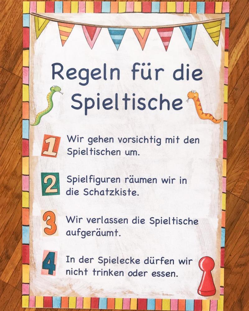 Spielecke Grundschule
