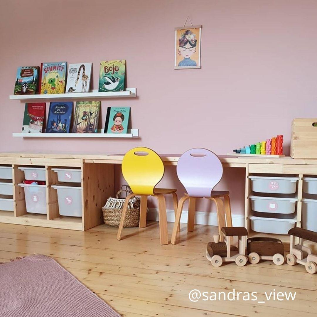Kinderzimmer Ideen Aufbewahrung