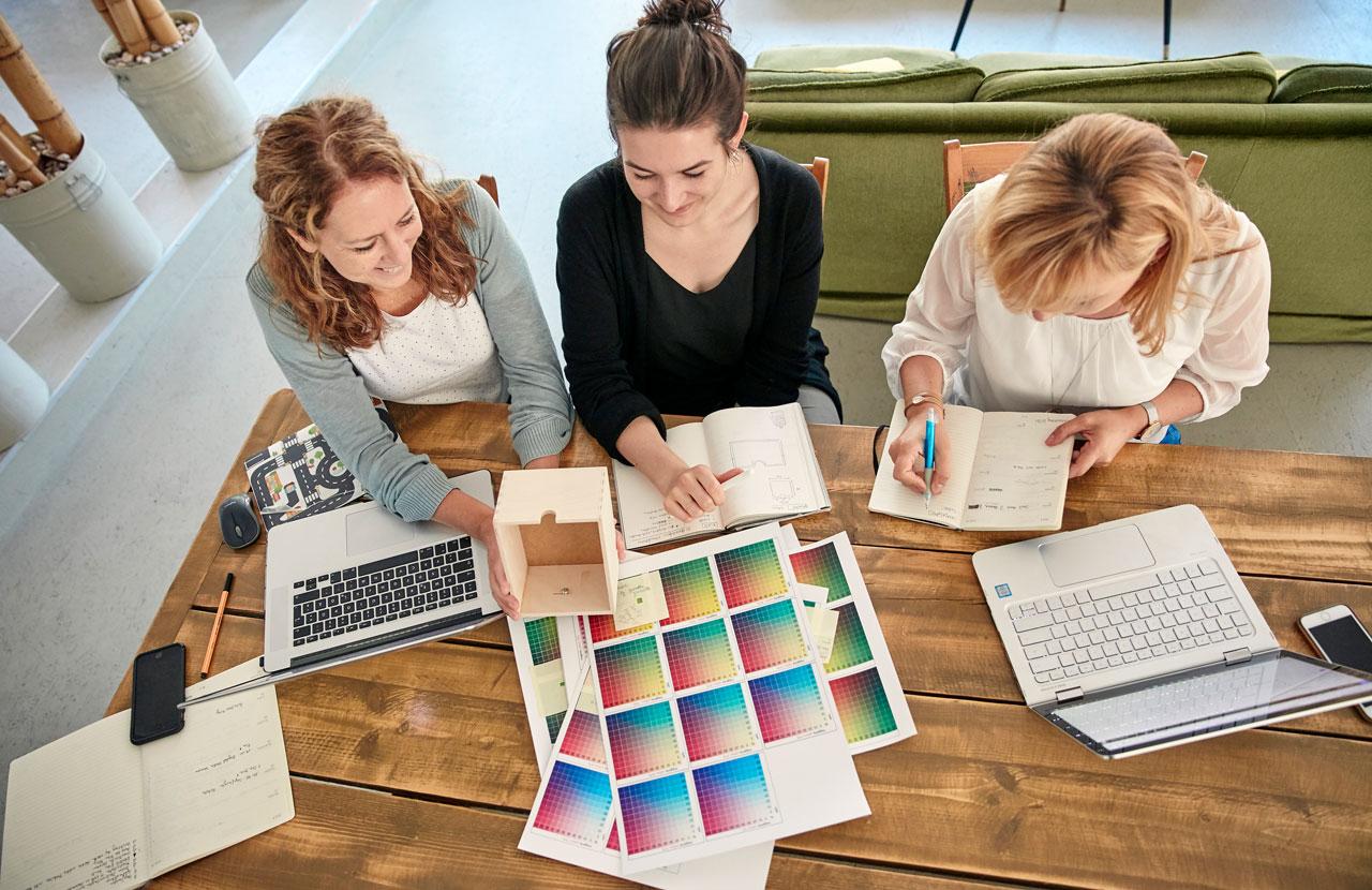 Team Produktentwicklung