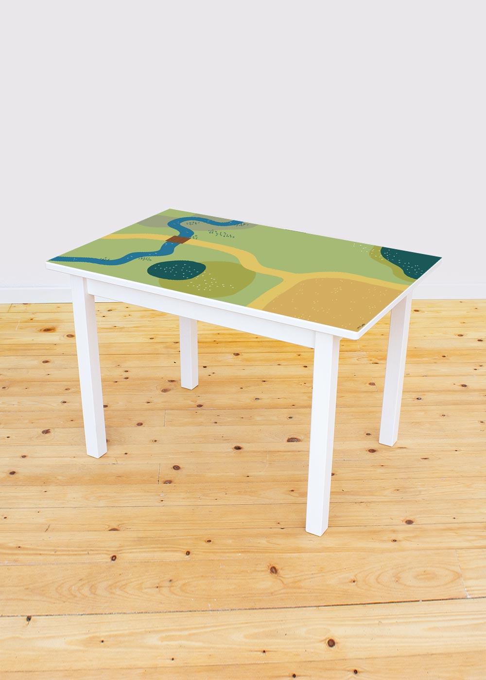 Ikea Sundvik Kindertisch Spielwiese