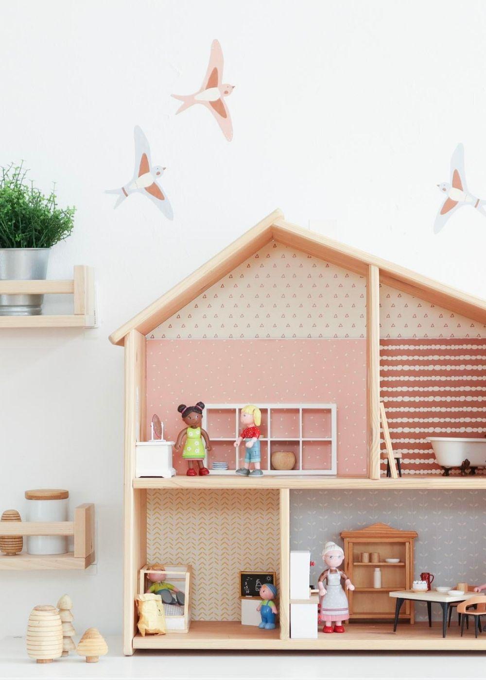 Natürlig Kollektion Puppenhaus