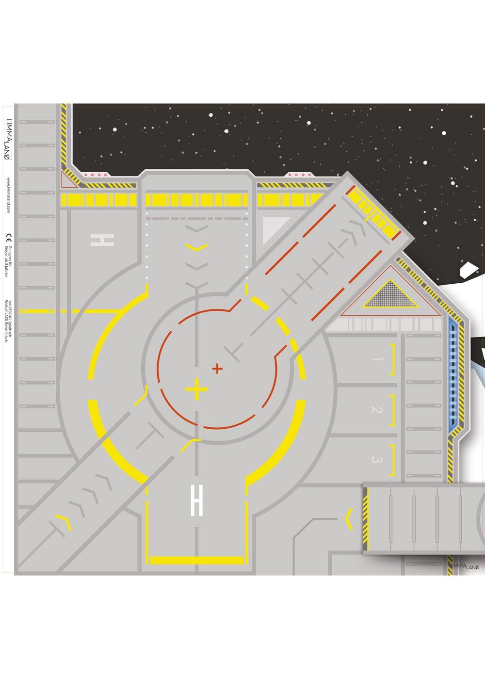 Ikea Lack Beistelltisch Weltraum Druckvorlage