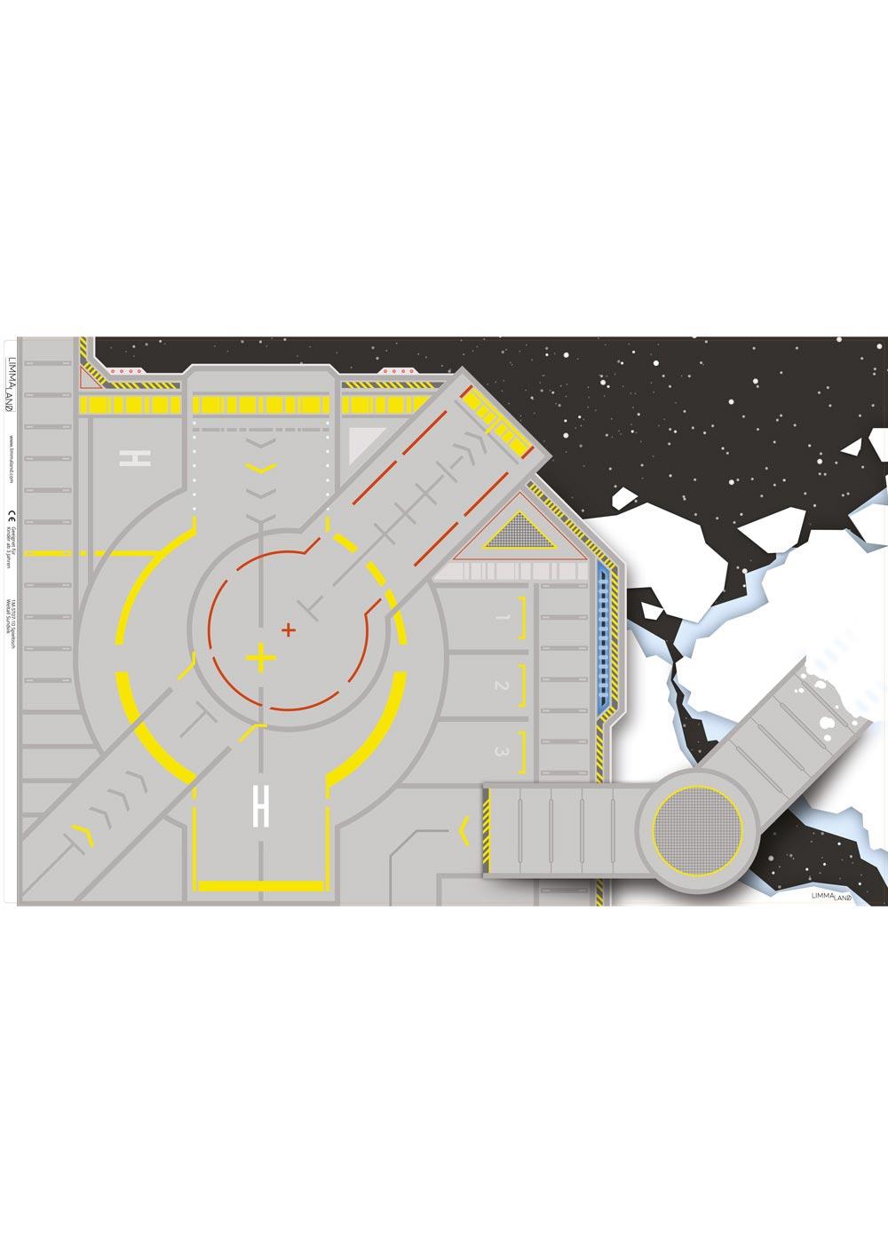 Ikea Sundvik Kindertisch Weltraum Druckvorlage