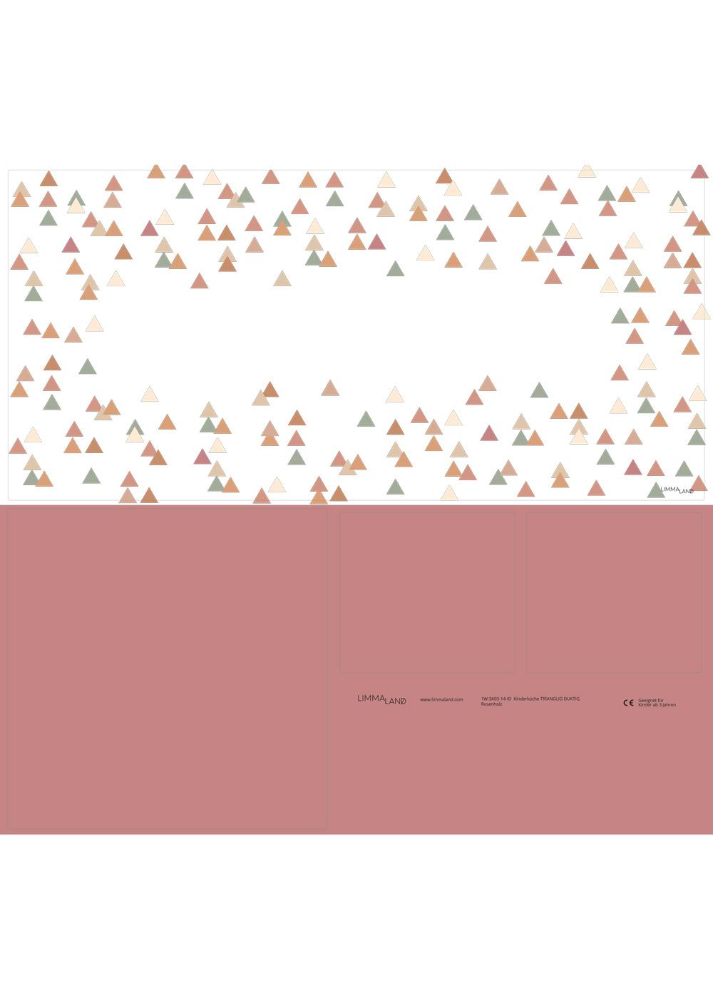 klebefolie ikea duktig kinderkueche trianglig name rosenholz 4